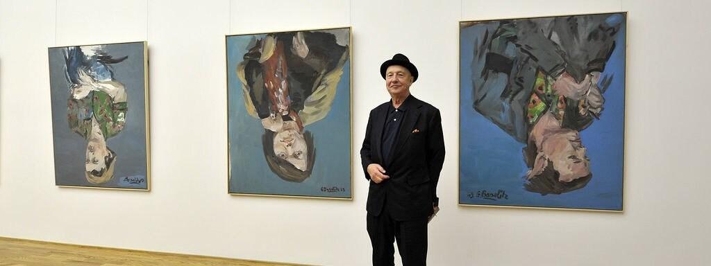 Baselitz Findet Künstler Und Medien Zu Angepasst So Reagiert Die